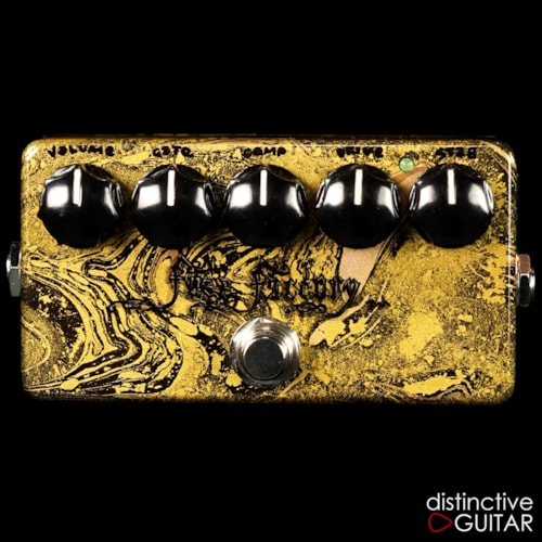 ZVEX Fuzz Factory Custom Hand Painted Custom, Brand New