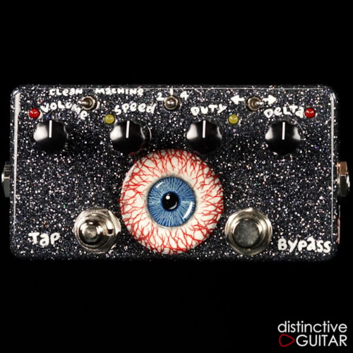 ZVEX Sonar Tremolo Custom Painted NAMM, Brand New