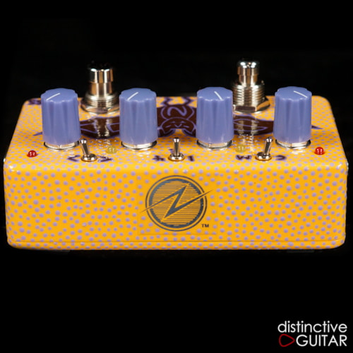 Zvex Sonar Tremolo One-Off Custom Painted, Brand New, $379.00