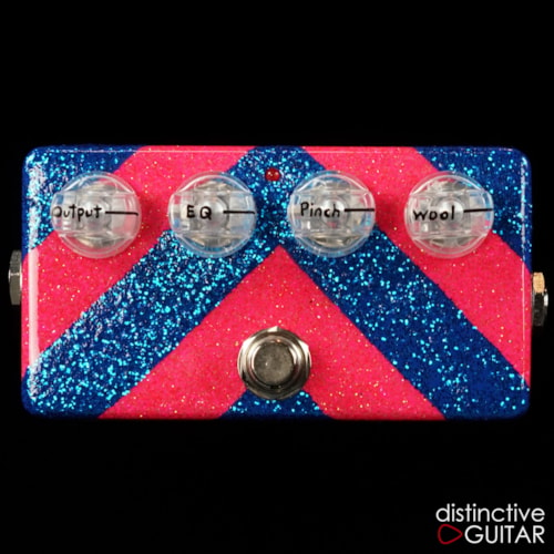 ZVEX Wooly Mammoth Custom NAMM Hand Painted, Brand New
