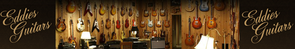 Eddie's Guitars