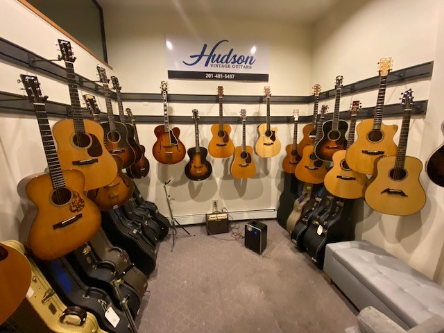 Hudson Vintage Guitars, LLC.