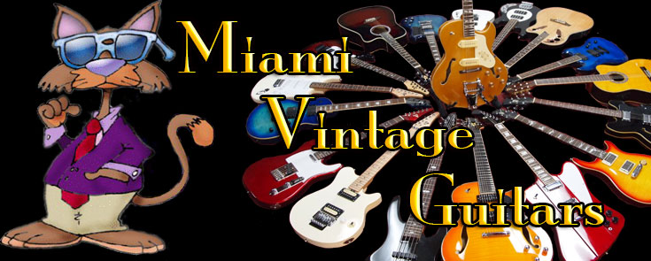 Miami Vintage Guitars Inc
