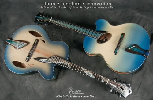 New York Sticks   ( in association with Mirabella Guitars)