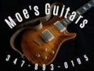 Moe's Guitars