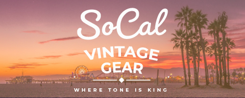 So Cal Vintage Gear