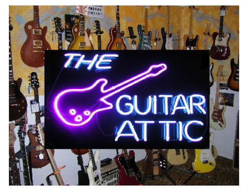 The Guitar Attic