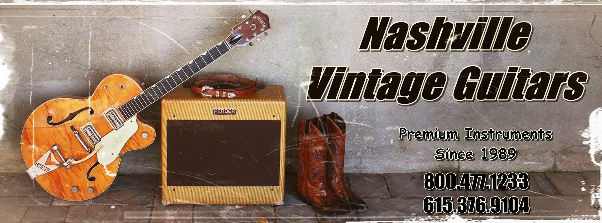 Nashville Vintage Guitars