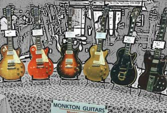 Monkton Guitars