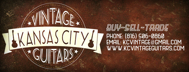 Kansas City Vintage Guitars