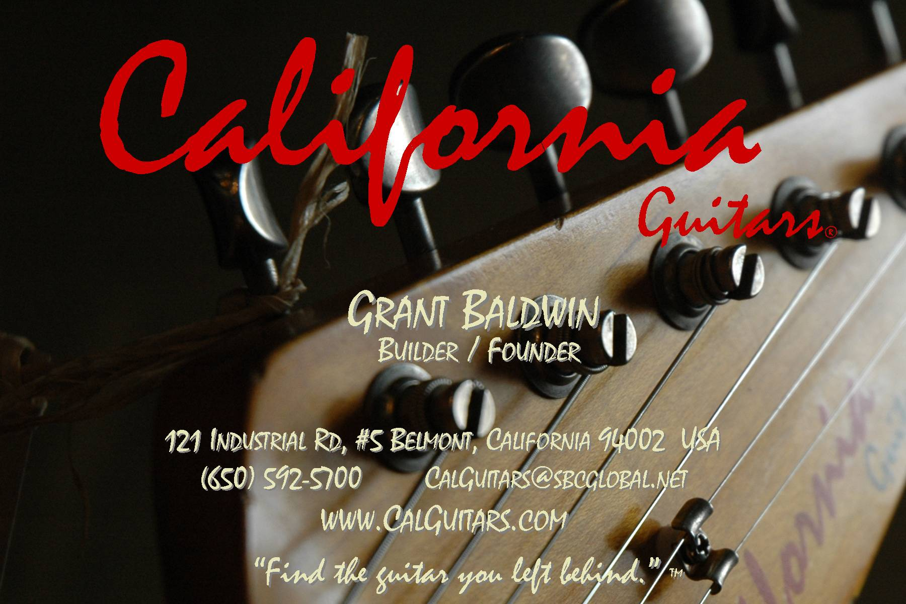 California Guitars
