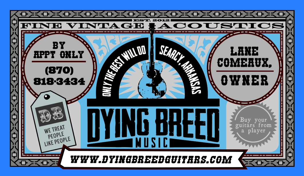 Dying Breed Music