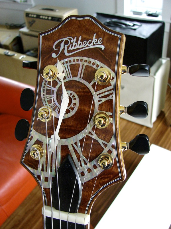 Ribbecke 40th Anniversary Archtop