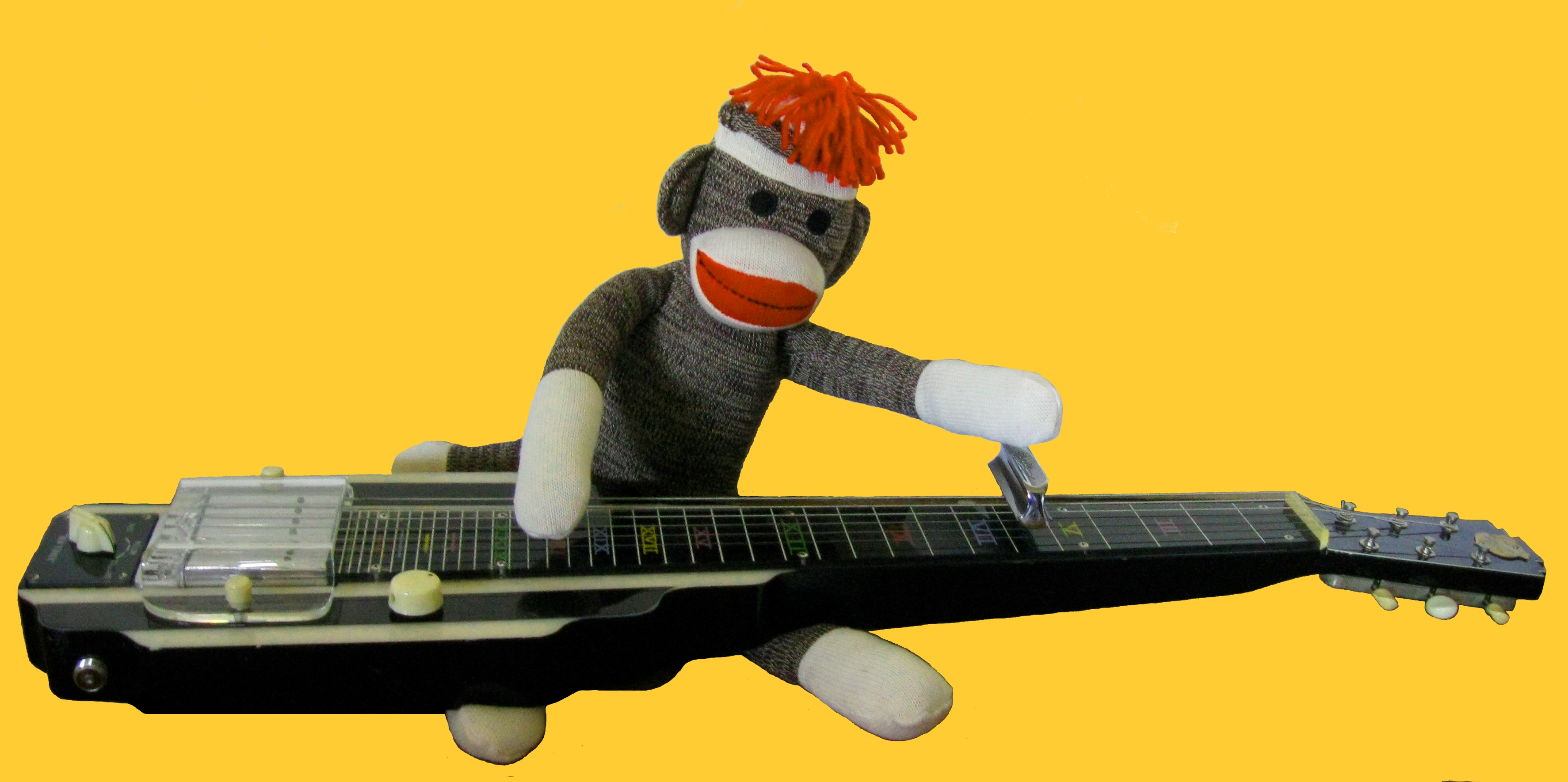 The Strumming Monkey