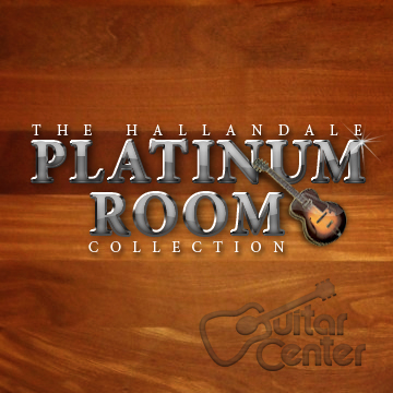 Guitar Center Platinum Room Hallandale