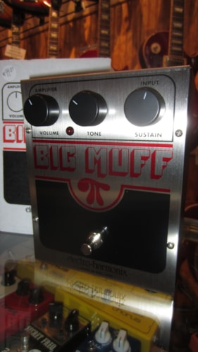 2015 ELECTRO HARMONIX Big Muff Pi Made in USA