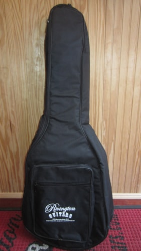 2017 Rivington Guitars Gig Bag