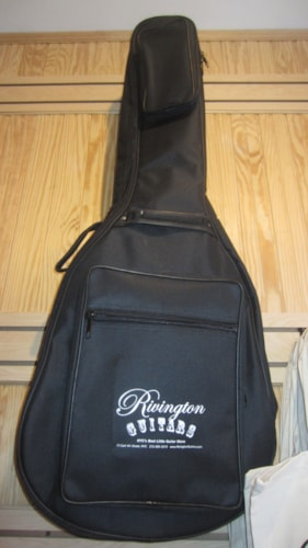 2017 Rivington Guitars Deluxe Gig Bag