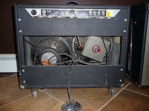 ~1973 Fender Twin Reverb