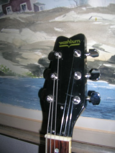 ~1981 Washburn HAWK  Wing series