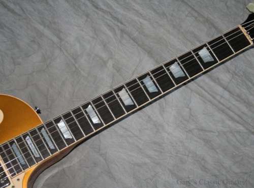 1982 Gibson 30th Anniversary Les Paul Goldtop (#GIE0282)