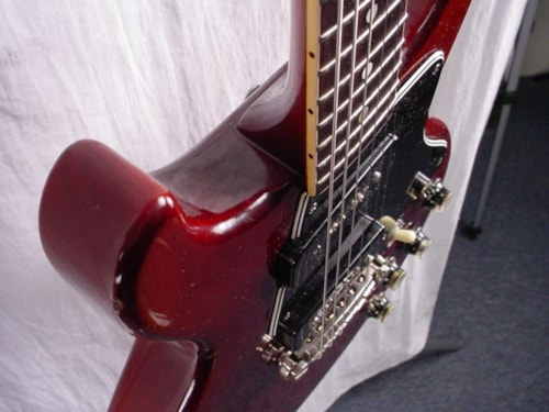 1962 Gibson Les Paul Special SG Special