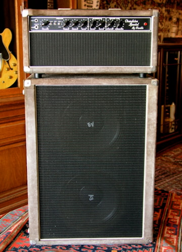 Dumble Overdrive Special & 2X12 CABINET