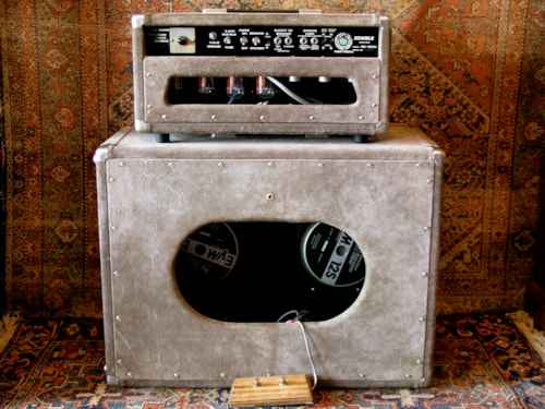 1984 Dumble Overdrive Special & 2X12 CABINET