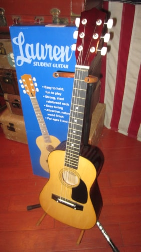 2018 Lauren Kids / Student Guitar