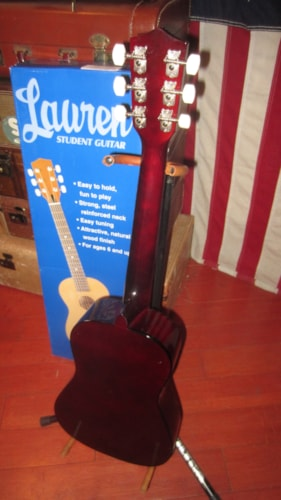 2013 Lauren Kids / Student Guitar