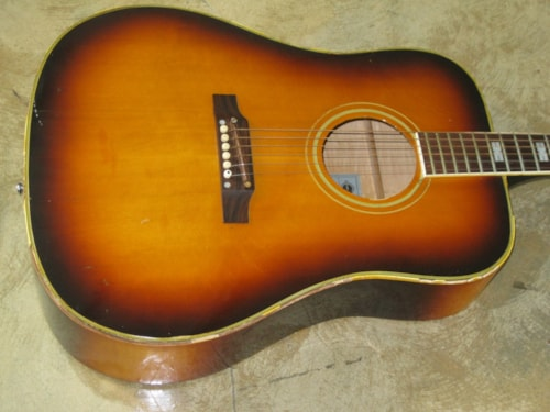 1967 Epiphone FT-110 Frontier