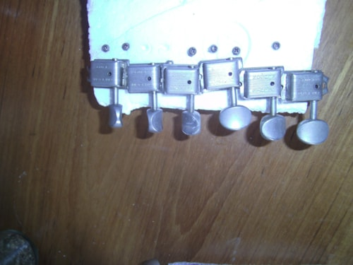1965 Fender® Kluson Double Line Tuners