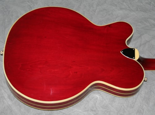 1977 Gretsch Super Chet Autumn Red (#GRE0215)