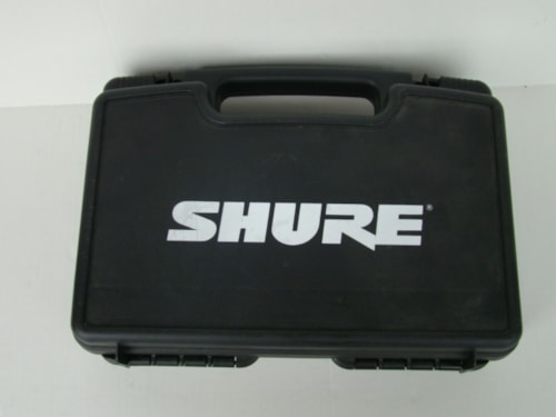 2003 Shure WirelessGuitarSystem/Carrying Case