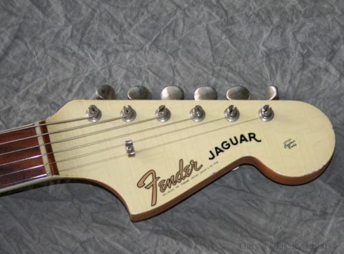 1965 Fender® Jaguar® (#FEE0460)