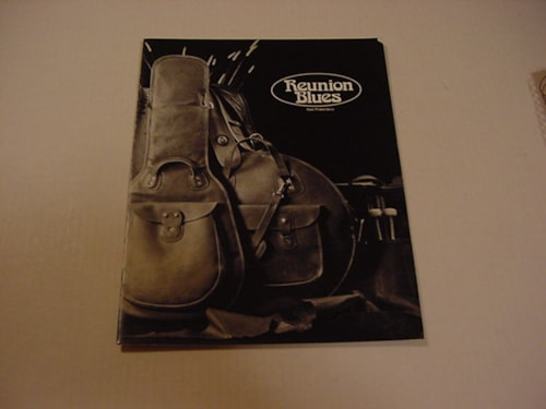 1979 REUNION BLUES Bag Catalog