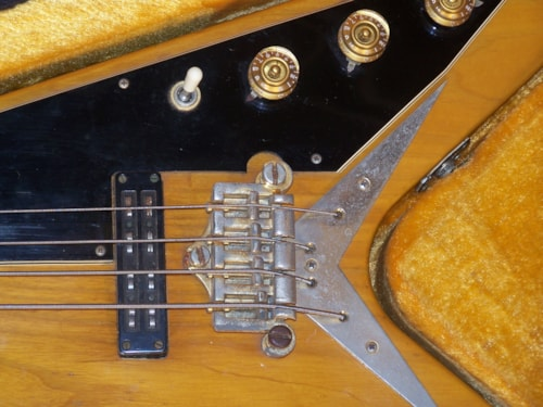 1975 Ibanez Rocket Roll Sr Bass