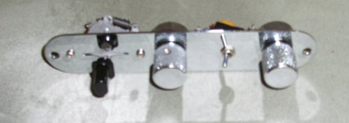 1959 Fender® Telecaster® Control Plate