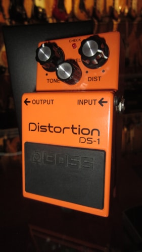 2015 Boss DS-1 distortion pedal