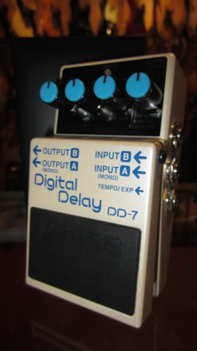 2017 BOSS DD-7 Delay