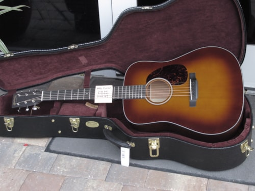 2015 Martin Custom D-18GE Golden Era Ambertone