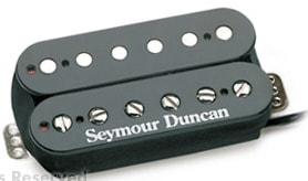 2013 Seymour Duncan TB-6 Duncan Distortion Trembucker