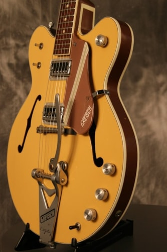1967 Gretsch Rally in Bamboo Yellow