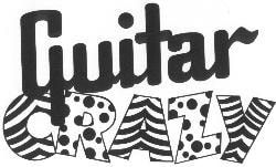 Guitar Crazy logo