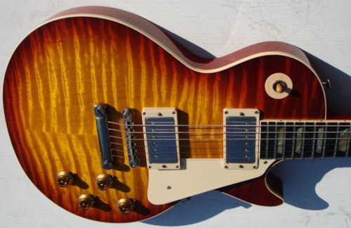 1959 (Sorry, sold) Gibson DAVE JOHNSON Les Paul Standard. Exact Replica
