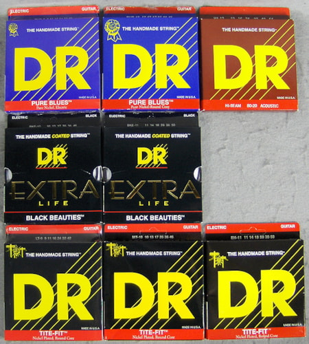 DR Guitar Strings