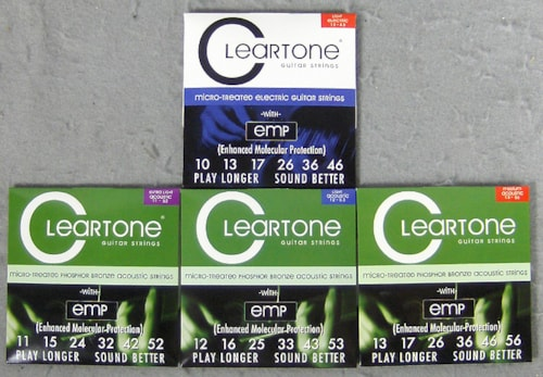 Cleartone Guitar Strings