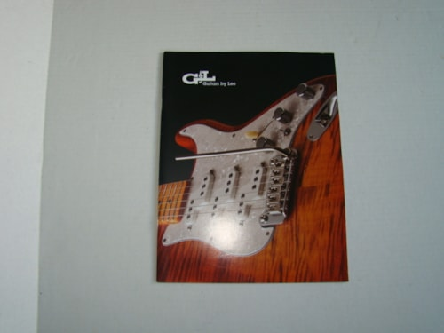 G & L Guitars By Leo Catalog
