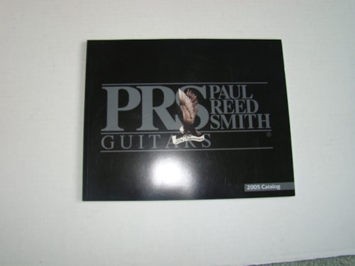 2005 Paul Reed Smith 20th Annivarsary Catalog