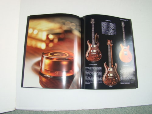 Paul Reed Smith Catalogs:89,95,98,99,01,03,06,07/price each